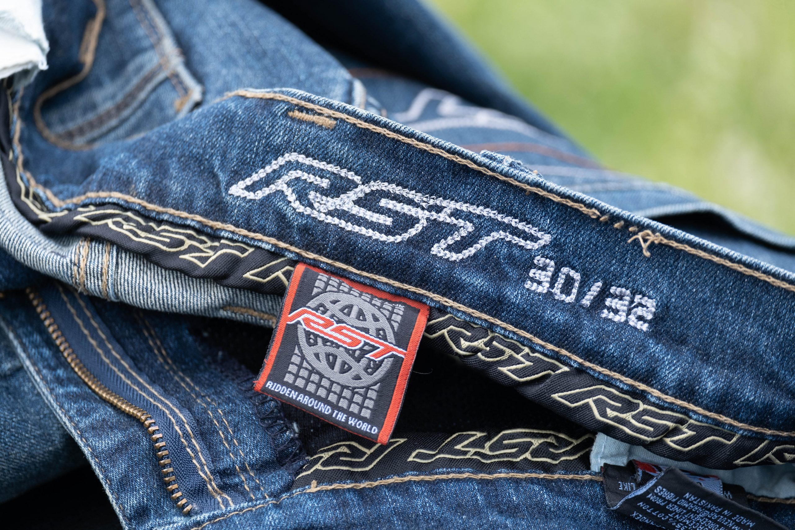 RST aramid motorcycle jeans