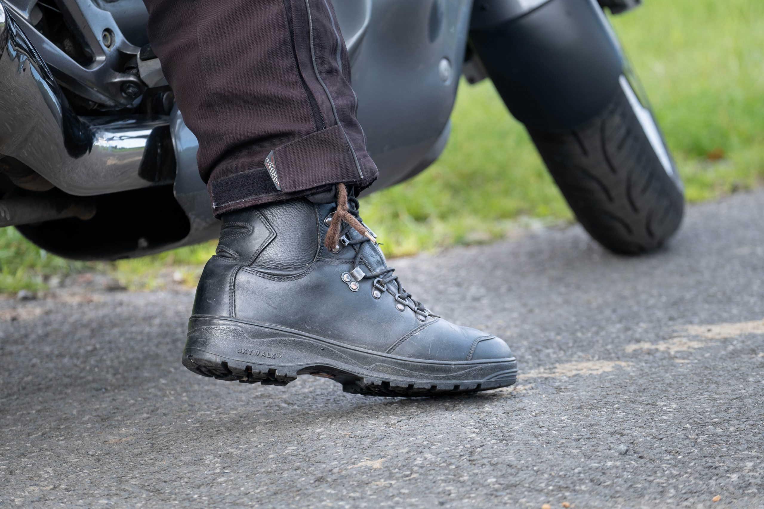 altberg motorcycle boots