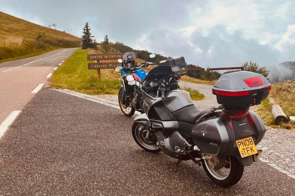 touring troubles in the vosges